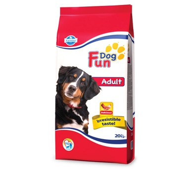 Fun Dog Adult 10 kg - Pet Food - Pet Store - Pet supplies