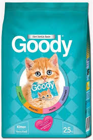 Goody Kitten Food