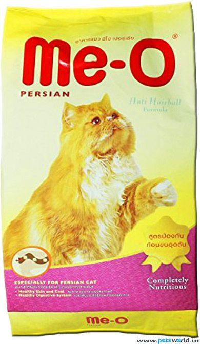 Me-O Cat Food Persian