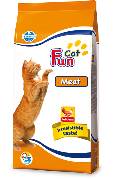 Fun Cat Meat 20kg