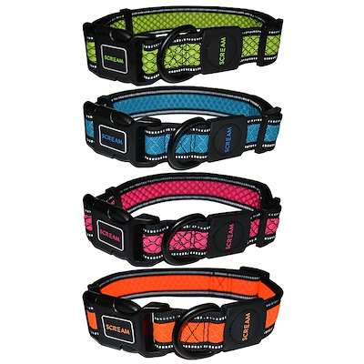 Nunbell Reflectot Collar For Dogs - Pet Accessories - Pet Store - Pet supplies