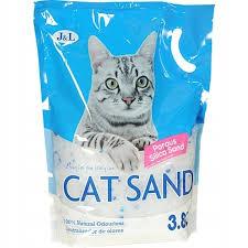 CAT SAND - Pet Accessories - Pet Store - Pet supplies