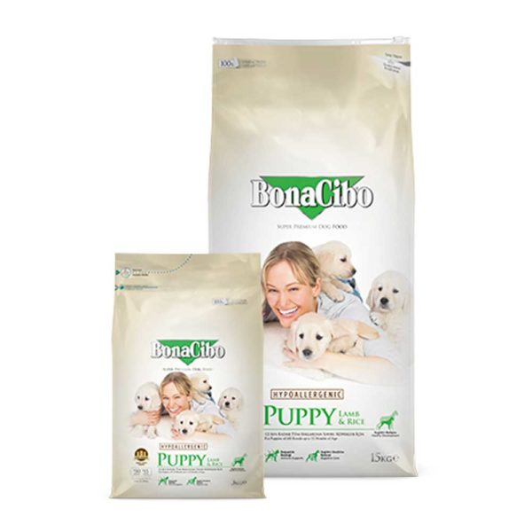 Bonacibo Puppy Food – 3KG