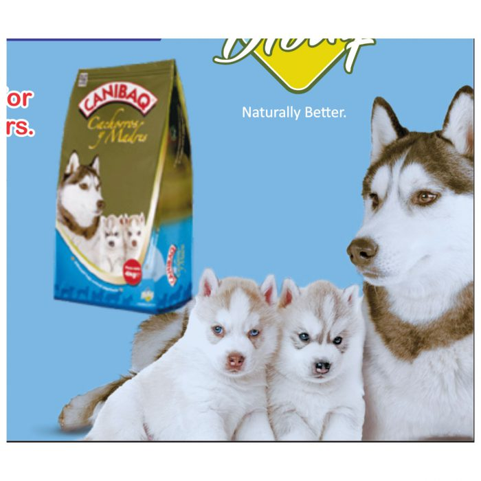 Canibaq Cub & Mother 4 Kg - Pet Food - Pet Store - Pet supplies