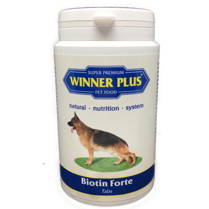 BIOTIN FORTE TABS WINNER PLUS