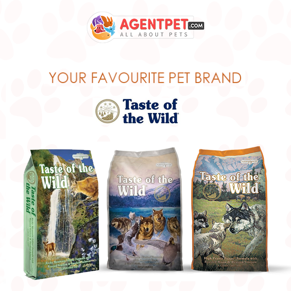 Taste of The Wild Adult Dog Food 12.5 kg - Pet Food - Pet Store - Pet supplies