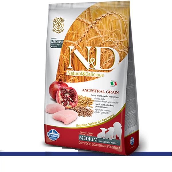 N&D Low Grain Puppy 12 kg - Pet Food - Pet Store - Pet supplies