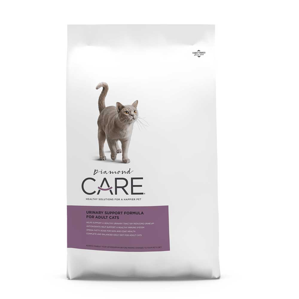 Diamond Care Urinary For Adult Cats - 2.72Kg - Pet Food - Pet Store - Pet supplies