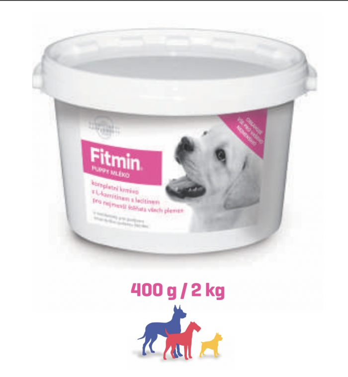 Fitmin Puppy Milk 400 G