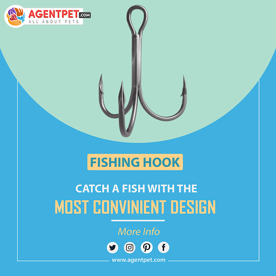 High Carbon Steel Fish Hook Barbed