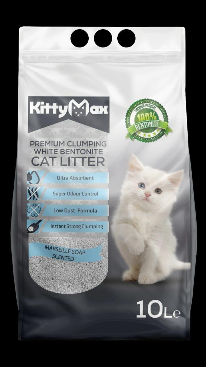 Kitty Max Cat Litter
