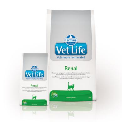 Farmina Vet Life Renal for Cats – 2 kg - Pet Food - Pet Store - Pet supplies