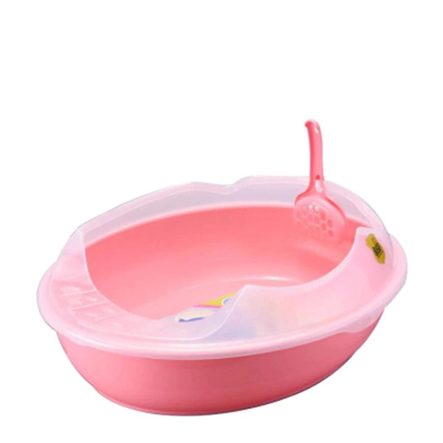Litter Tray With Scoop For Adult Cats or Kittens - Pet Accessories - Pet Store - Pet supplies