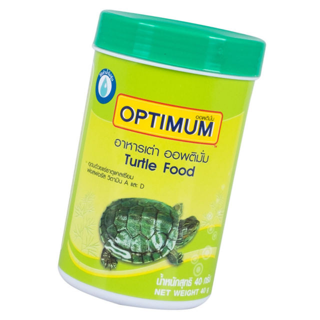 Optimum Turtle Food - 40 g