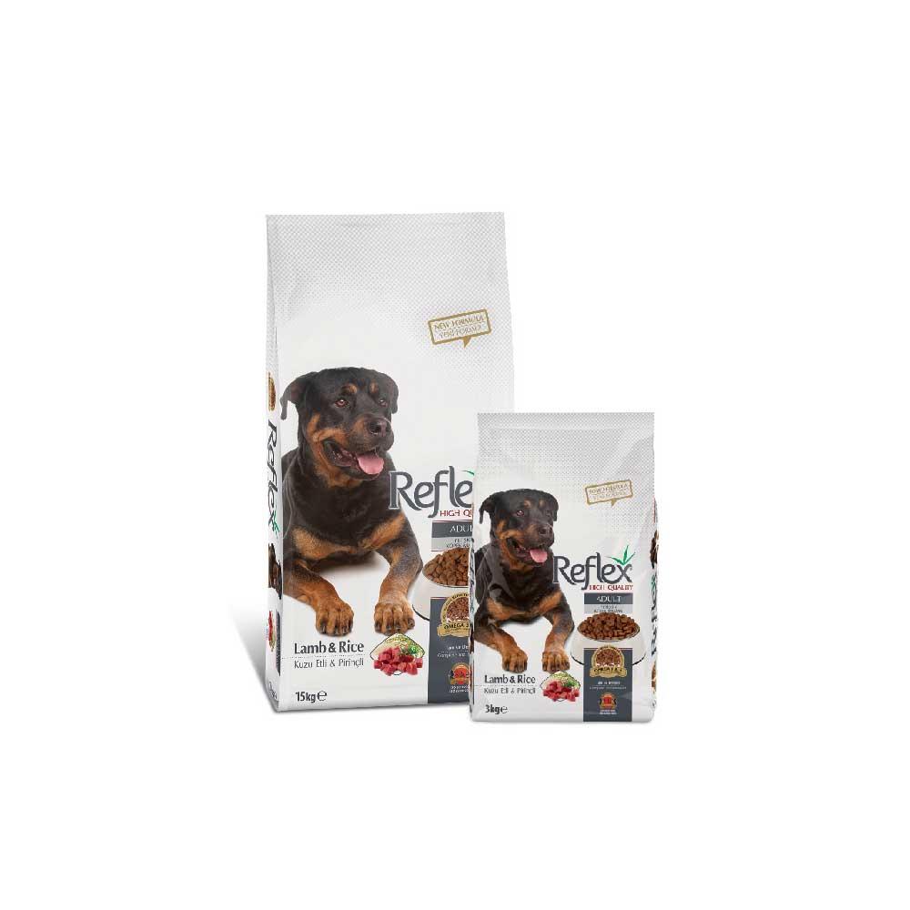 Reflex Adult Dog Food – Lamb n Rice - Pet Food - Pet Store - Pet supplies