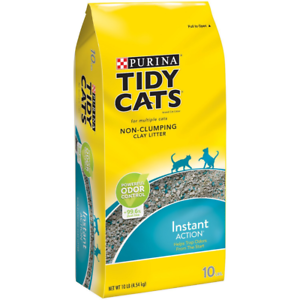 Purina Tidy Cats Litters 10 litre - Pet Accessories - Pet Store - Pet supplies