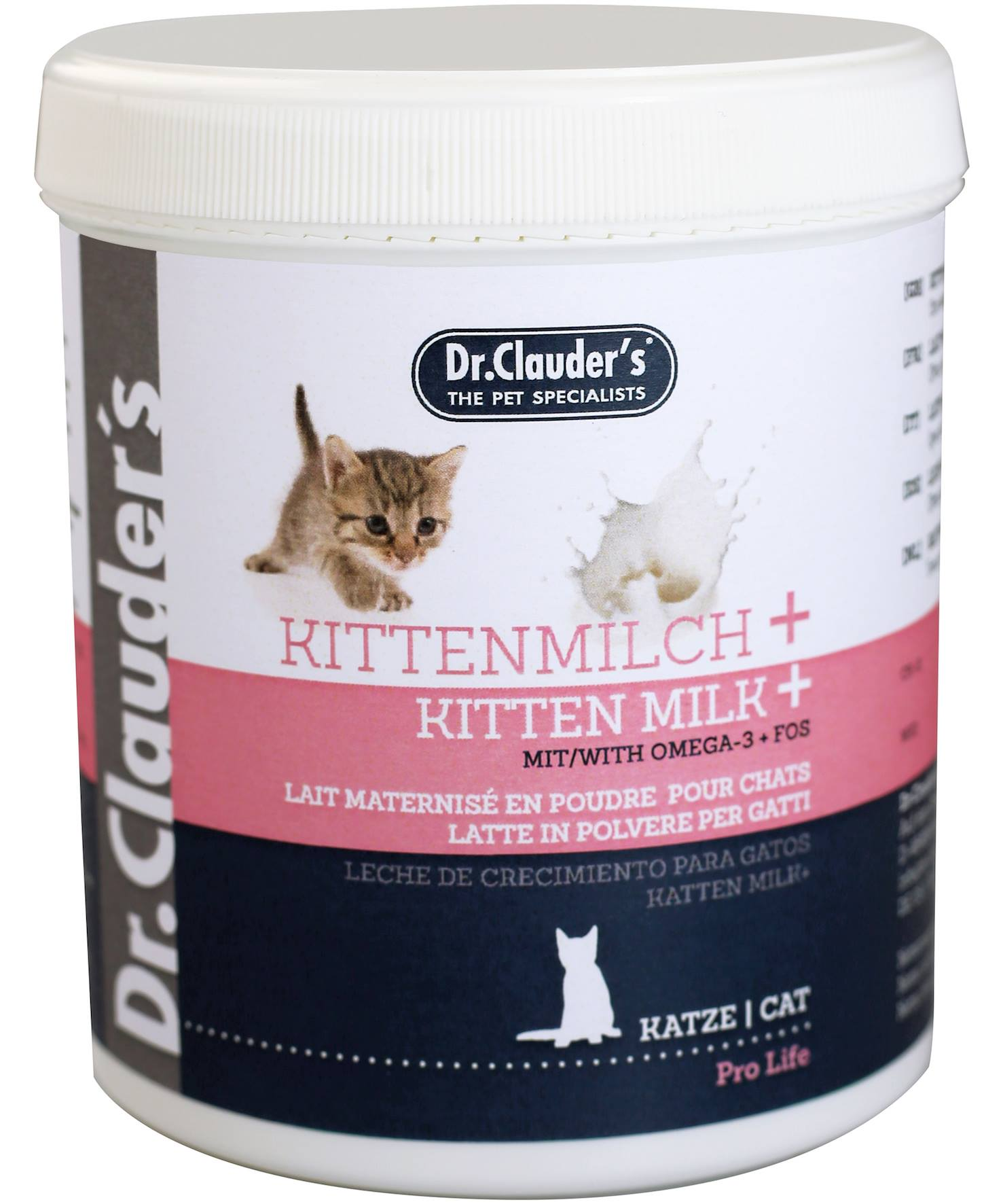 Dr. Clauders Kitten Milk - 200g