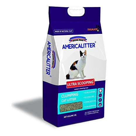 America Litter Ultra Scooping 10L - Pet Accessories - Pet Store - Pet supplies