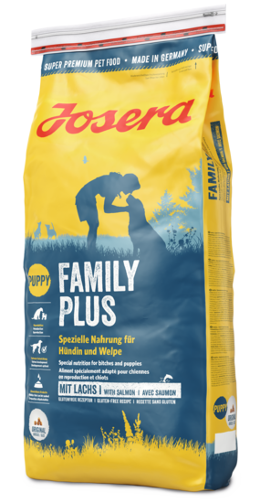 Josera Family Plus 15 kg - Pet Food - Pet Store - Pet supplies