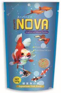 Nova Fish Food 100 G - Pet Food - Pet Store - Pet supplies