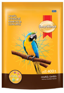 Smart Heart Parrots Birds Food - 400 g - Pet Food - Pet Store - Pet supplies
