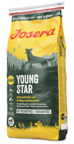 Josera Young Star 15 kg - Pet Food - Pet Store - Pet supplies