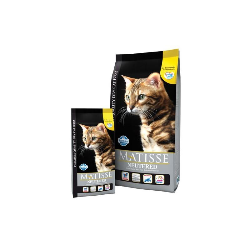 Matisse Neutered 1.5 kg - Pet Food - Pet Store - Pet supplies