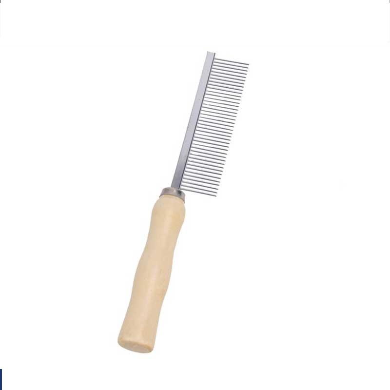 White Comb Single Side For Pets - Pet Accessories - Pet Store - Pet supplies