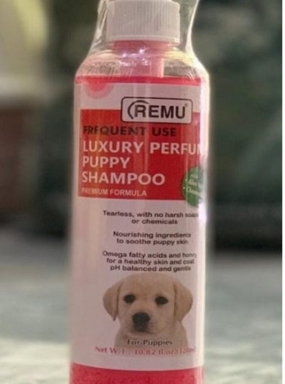 Remu Luxury Perfumed Dog Shampoo