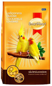 Smart Heart Bird Food Bugies /Coctail / Luv Brids - 1 kg