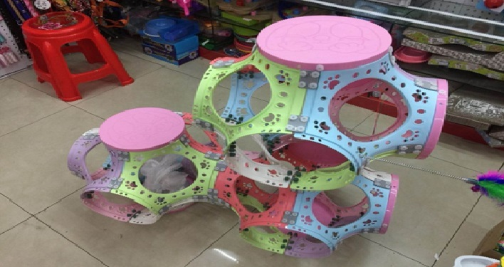 Toy Tunnel - Pet Accessories - Pet Store - Pet supplies