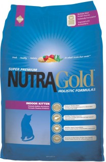NutraGold Holistic Kitten Cat Food - 1 kg - Pet Food - Pet Store - Pet supplies