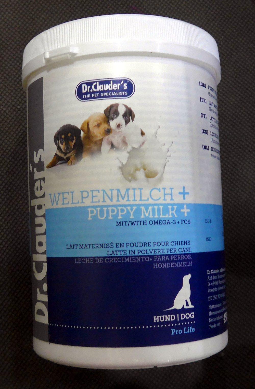 Dr. Clauder's Welpenmilch Puppy Milk