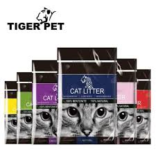 Tiger Cat Litter Eyes 10 L
