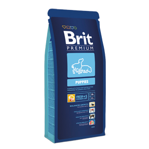 Brit Premium Puppies