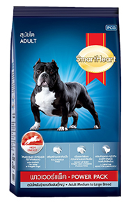 Smartheart Dog Powerpack Adult Pack