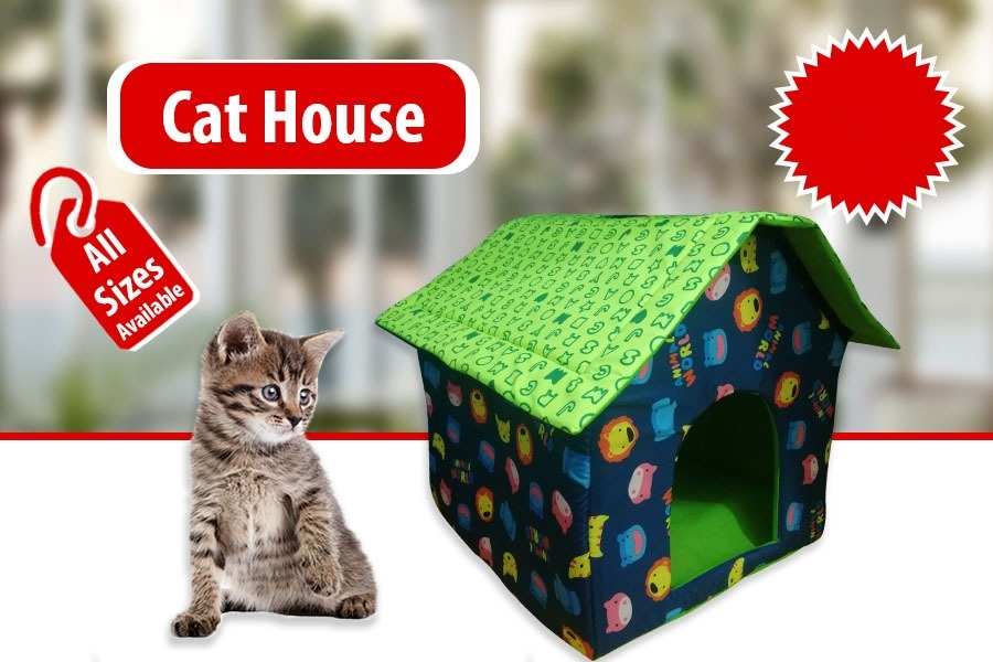 Cat House For Cats