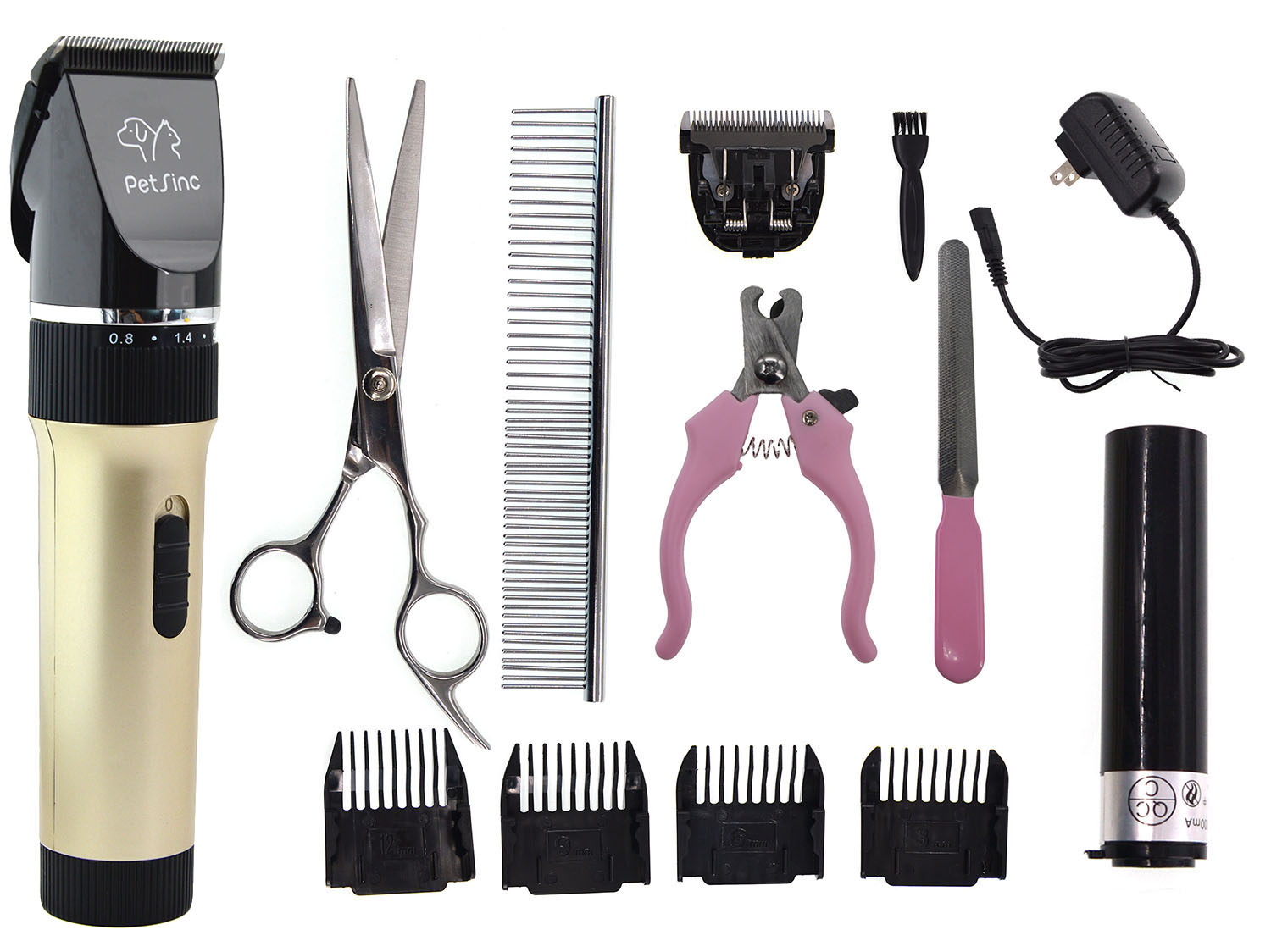 Cat Grooming Kit - Dog Grooming Kit - Pet Accessories - Pet Store - Pet supplies