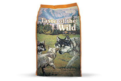 Taste of The Wild Puppy Food - Pet Food - Pet Store - Pet supplies