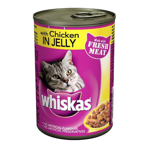 Whiskas Chicken in Jelly