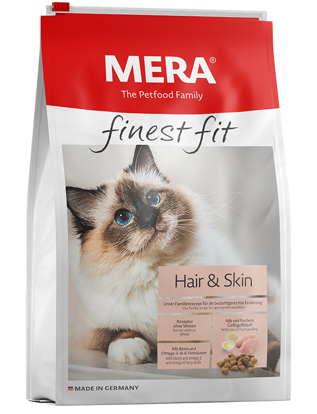 Mera Finest Fit Hair & Skin - Pet Food - Pet Store - Pet supplies
