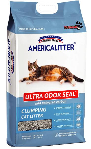 America Litter Ultra Order Seel 10L - Pet Accessories - Pet Store - Pet supplies