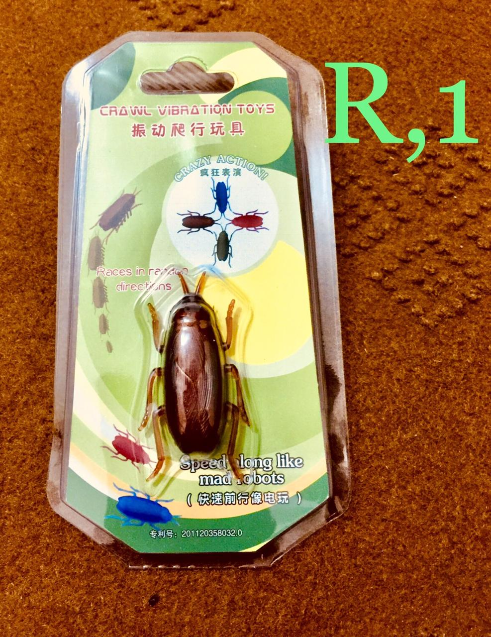 Nunbell Toy Insect For Cats And Kitten - Pet Accessories - Pet Store - Pet supplies
