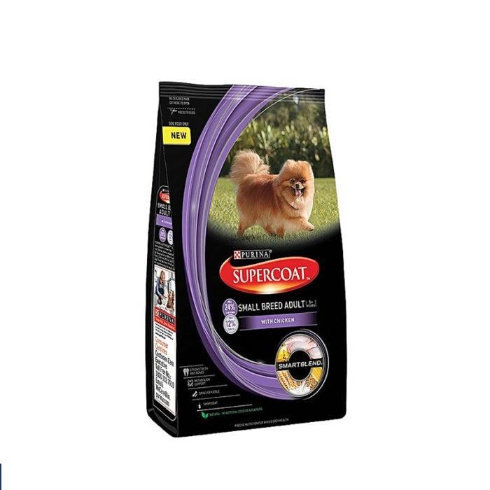 Friskies Dog Food Supercoat Adult Small breed Chicken - Pet Food - Pet Store - Pet supplies