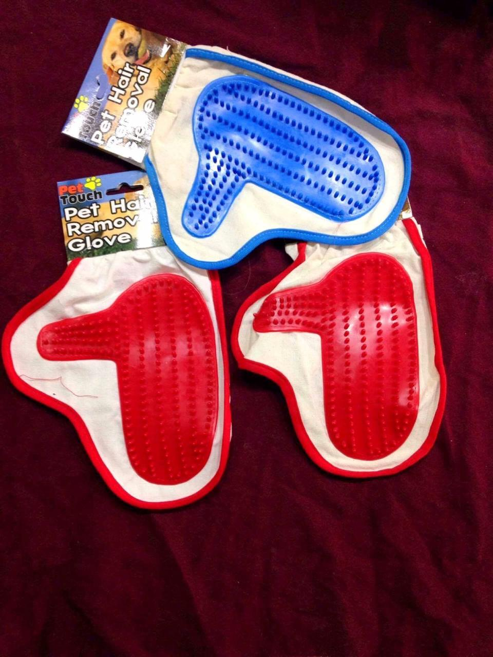 Plastic Big Gloves For Cats And Dogs - Pet Accessories - Pet Store - Pet supplies