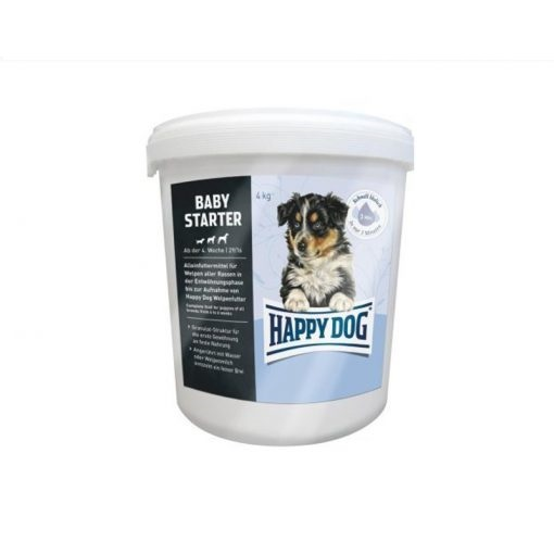 Happy Dog Food MAXI Starter – 4 Kg - Pet Food - Pet Store - Pet supplies